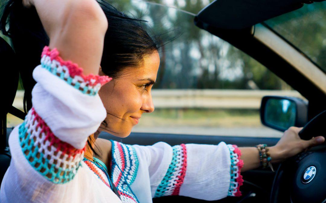 """""""Kobieta za kierownicą"""""""