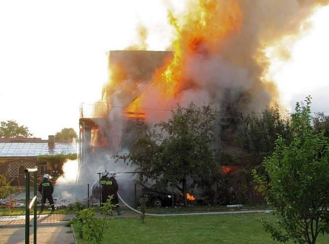 Najczęstsze przyczyny pożarów w domu