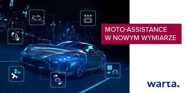 Moto-Assistance Warta/Hdi  w nowej odsłonie od 16.09.2019
